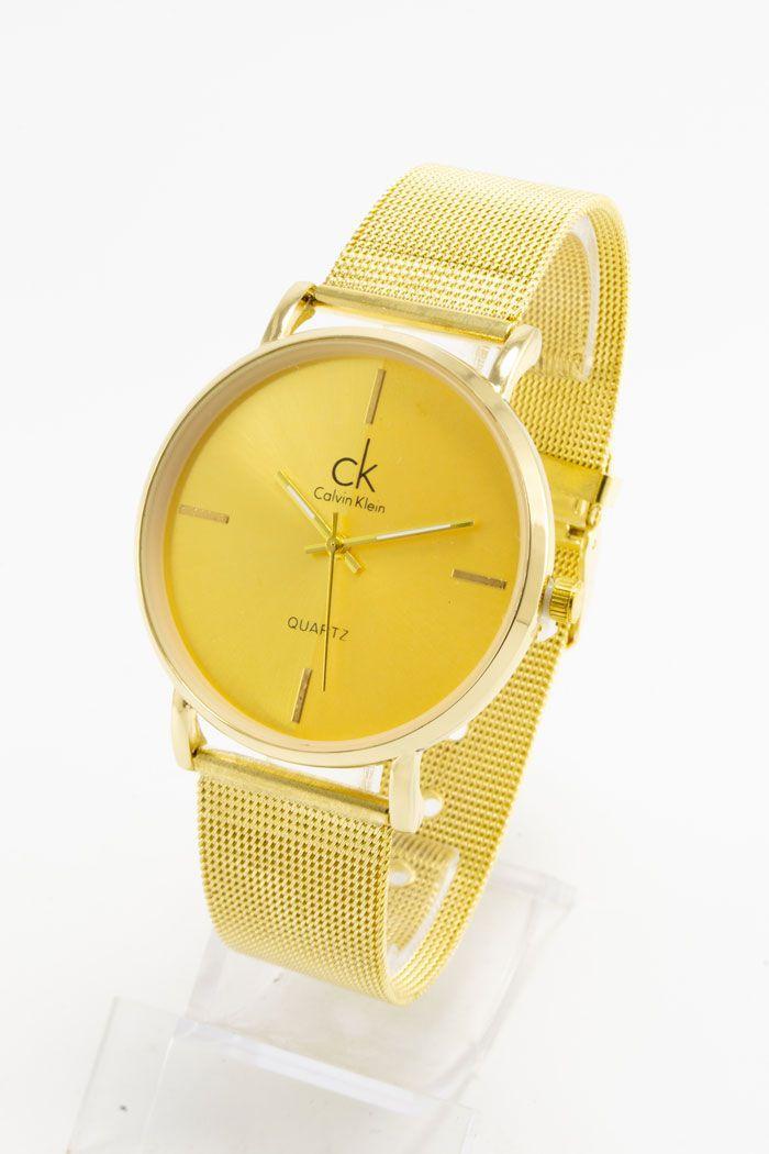 Женские наручные часы Kalvin Clein, в стиле Кэлвин Кляйн (код: 15121)