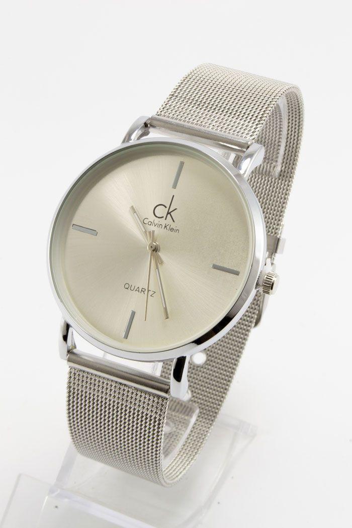 Женские наручные часы Kalvin Clein, в стиле Кэлвин Кляйн (код: 15302)