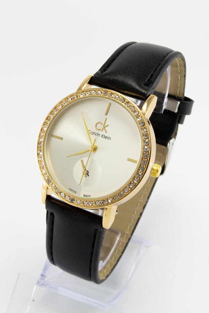 Женские наручные часы Kalvin Clein, в стиле Кэлвин Кляйн (код: 15481)