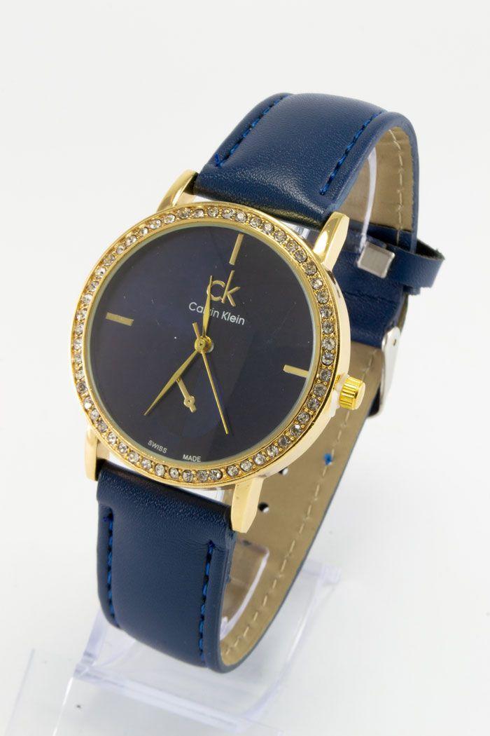 Женские наручные часы Kalvin Clein, в стиле Кэлвин Кляйн (код: 15482)