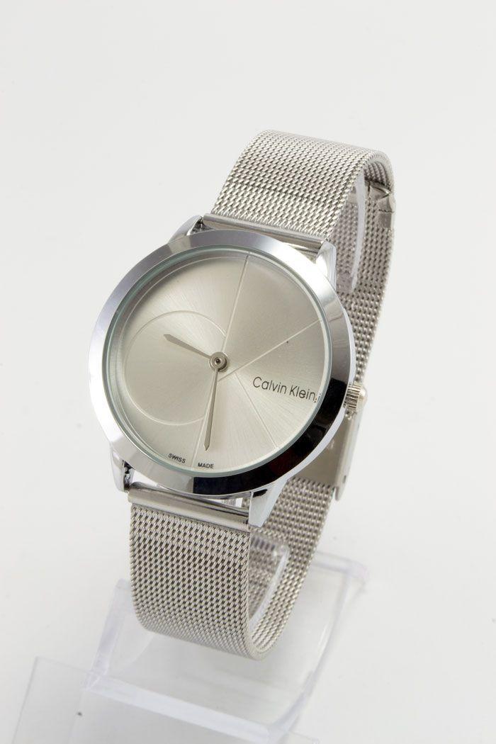 Женские наручные часы Kalvin Clein, в стиле Кэлвин Кляйн (код: 15573)