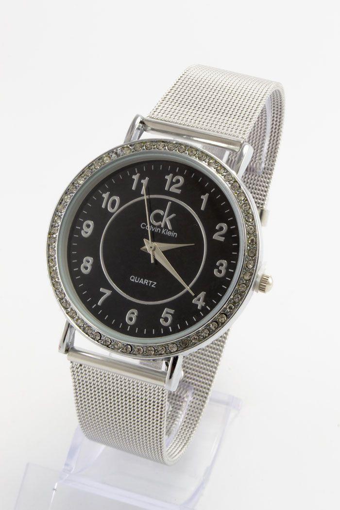 Женские наручные часы Саlvіn Кlеіn, в стиле Кэлвин Кляйн (код: 15577)