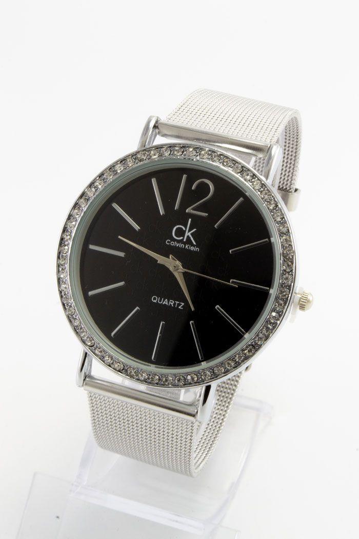 Женские наручные часы Kalvin Clein, в стиле Кэлвин Кляйн (код: 15579)