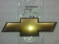 Эмблема-крест решетки радиатора Авео-3 (GM) | 96648780