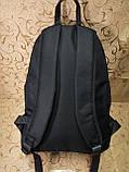 Рюкзак fila Оксфорд ткань 600d с кожаным дном спортивный городской стильный ОПТ, фото 3