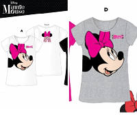 Женская футболка Minnie, XS - L