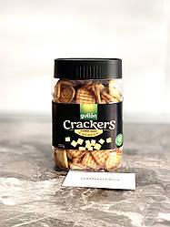Крекеры Gullon Crackers cheddar с сыром чеддер 250 грм