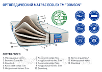 Матрас DonSon EcoLex 90х200