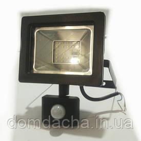 Профессиональный светодиодный SMD premium прожекто50W 120 Люмен\Ват. с датчиком движения