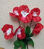 Букет Орхидей  38 см высота букета