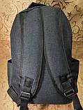 Рюкзак nike 3 отдела большой Мессенджер спорт спортивный городской Школьный рюкзак стильный только опт, фото 4