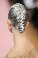 Цветной спрей для волос METALL серебристый 125 мл