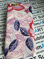 Дизайнерский чехол ручной работы для Iphone 6 (цветы)