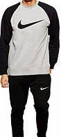 Мужской костюм Nike black-white