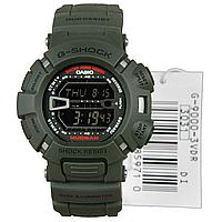 Мужские часы Casio G-Shock G9000-3V MUDMAN Касио ударопрочные японские кварцевые
