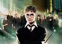 Картина GeekLand Harry Potter Гарри Поттер постер 60х40 HP 09.002
