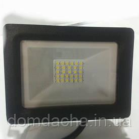 Светильник,Светодиодный SMD Прожектор 20w