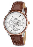 Мужские часы Casio BEM-302L-7A Касио японские кварцевые, фото 1