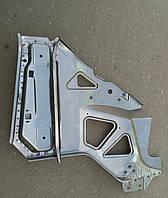 Панель передка боковая правая (брызговик  крыла) ГАЗ-3302, Газель, Соболь нового образца, фото 1