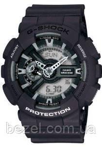 Мужские часы Casio G-Shock GA-110C-1A  Касио японские кварцевые