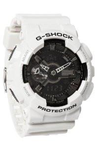 Чоловічий годинник Casio G-Shock GA-110GW-7A Касіо японські кварцові