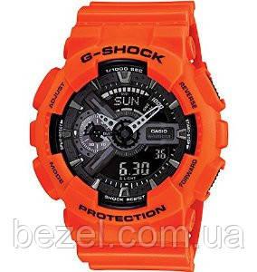 Мужские часы Casio G-Shock GA-110MR-4A Касио японские кварцевые