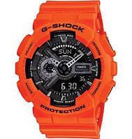 Мужские часы Casio G-Shock GA-110MR-4A Касио японские кварцевые, фото 1