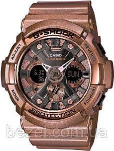 Мужские часы Casio G-Shock GA-200GD-9B Касио японские кварцевые