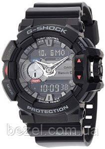 Мужские часы Casio G-Shock GBA-400-1A Касио японские кварцевые