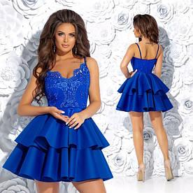 Платье  7235   42 44 46     /ЕМ