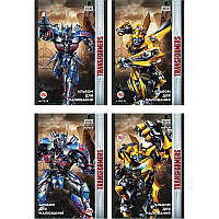 Альбом для малювання Transformers на спіралі 30 аркушів
