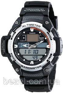 Мужские часы Casio SGW-400H-1B Касио японские кварцевые