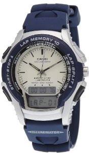 Мужские часы Casio WS-300-2E Касио японские кварцевые