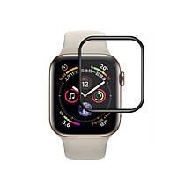 Защитное стекло Glass 5D для Apple Watch 4 2018 44 мм (16983)