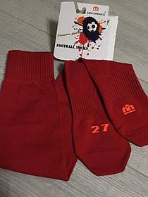 Гетры футбольные (Мисюренко),  р 25,27, разные цвета