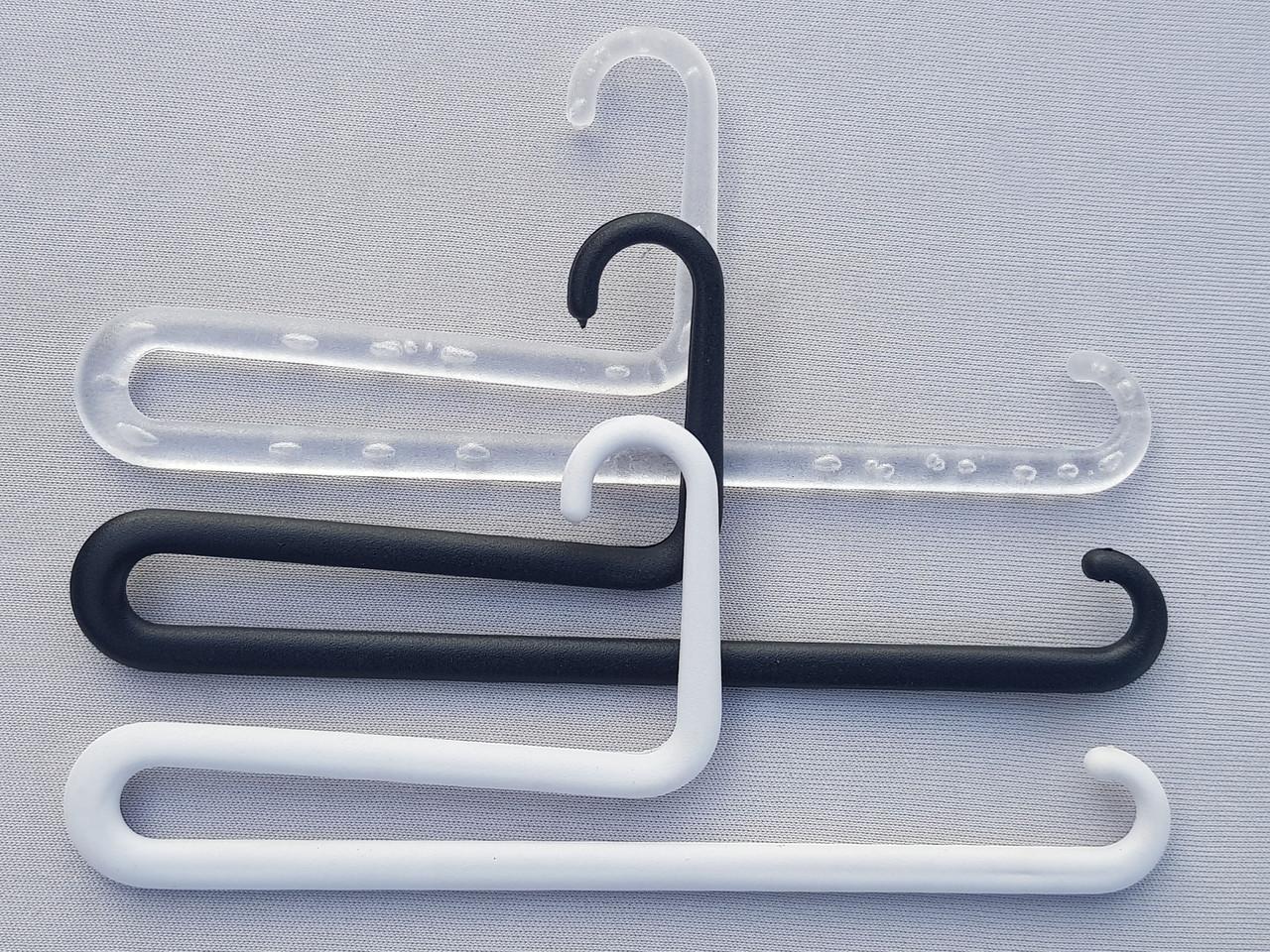 Плечики вешалки тремпеля V-ASP для аксессуаров