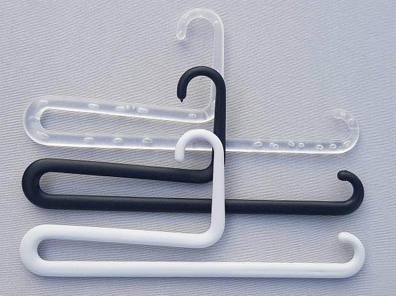 Плечики вешалки тремпеля V-ASP для аксессуаров , фото 2