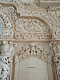 Иконостас из дерева, резьба Барокко, 8m/7m, фото 5
