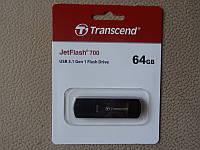 Флешка Transcend 700 64 GB USB 3.1
