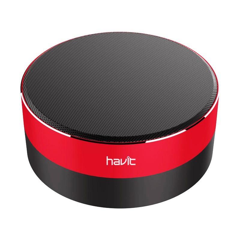 Портативная колонка Havit HV-M13 black/red