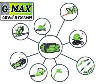 GreenWorks G Max 40 V