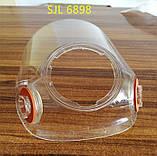Скло SJL 6898 , Аналог 3M 6898 / 3M 37006 Скло для полнолицевой маски респіратора 3M6800, фото 2