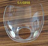 Скло SJL 6898 , Аналог 3M 6898 / 3M 37006 Скло для полнолицевой маски респіратора 3M6800, фото 3