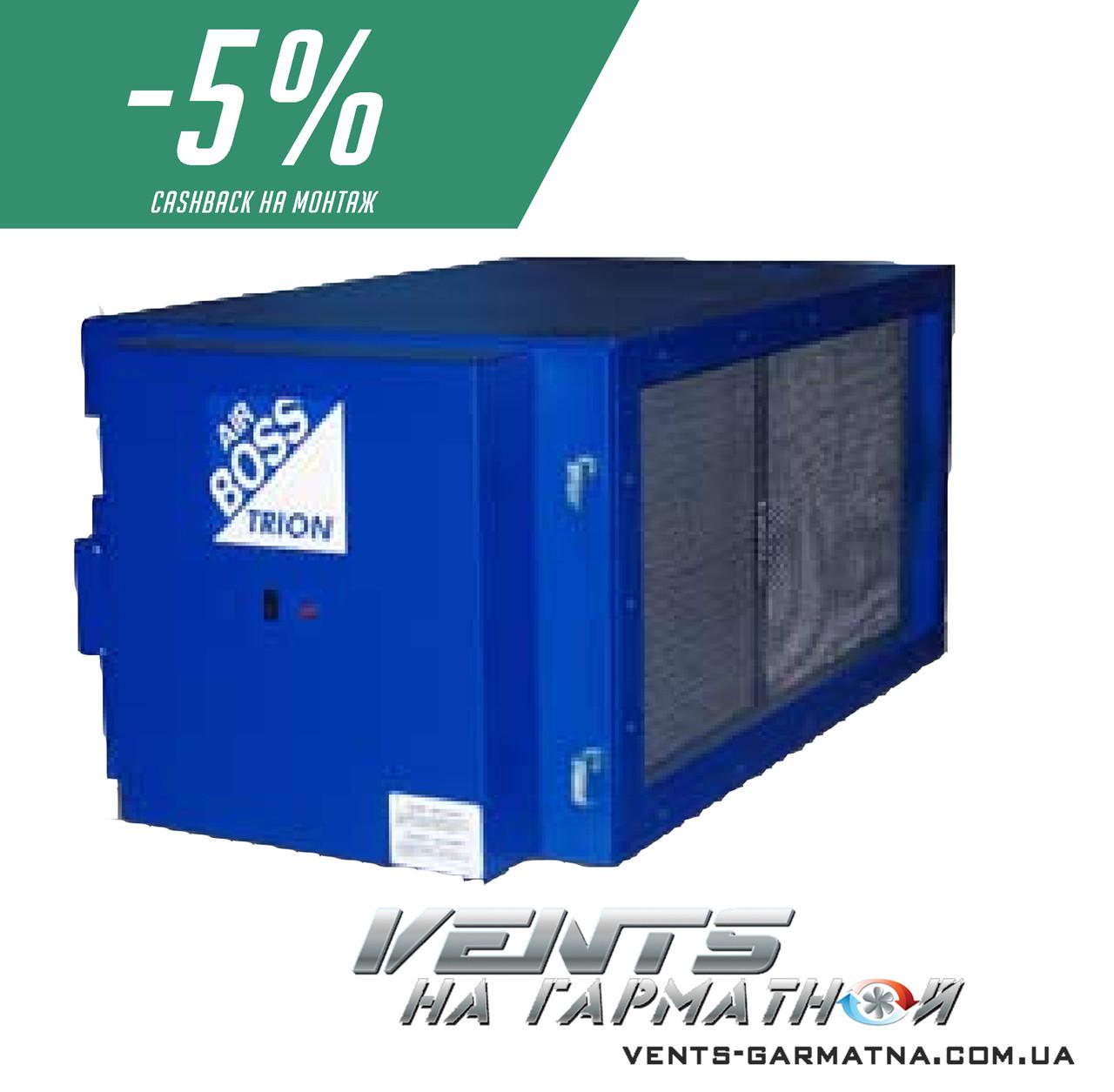 TRION Air Boss T2002. Электростатический промышленный фильтр