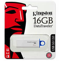 Флешка Kingston 16 GB DataTravel G4 USB 3.0