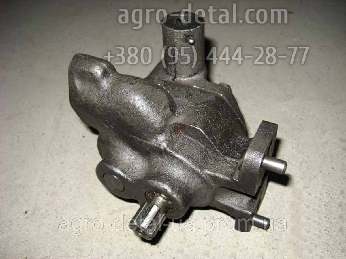 Насос масляный Д08-С02-А1 СБв сборе двигателя Д 65 трактора ЮМЗ 6