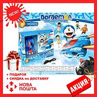 Антигравитационная машинка Doraemon 3199 , радиоуправляемая машинка с пультом ДУ ездит по стенам и потолку, Новинка