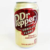 Dr Pepper Vanilla