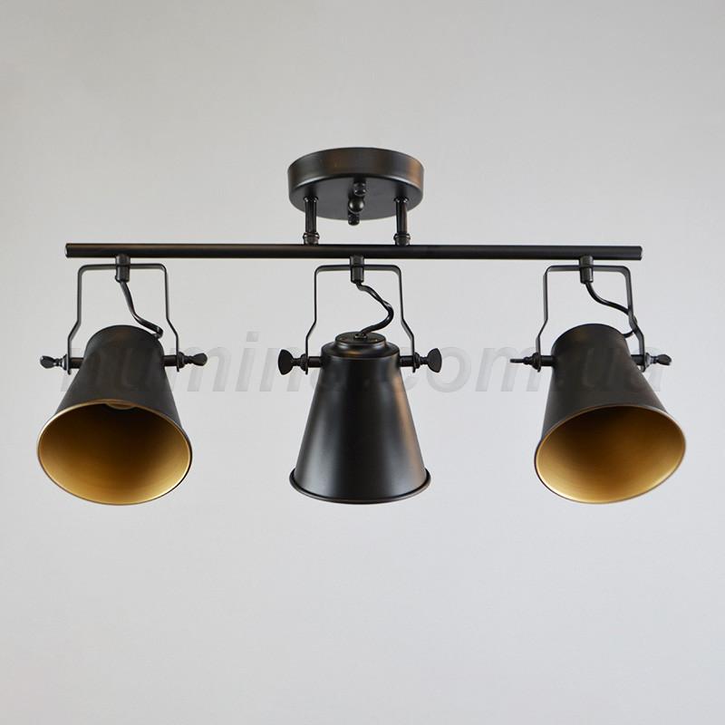 Люстра потолочная на три лампы 47-YG16994/3C