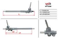 Рулевая рейка без ГУР Hyundai Ix35, Hyundai Tucson, Kia Sportage HY109R